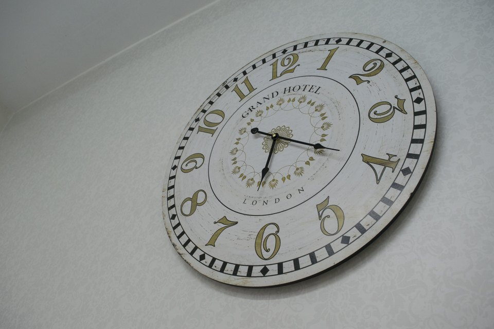reloj interior dormimed