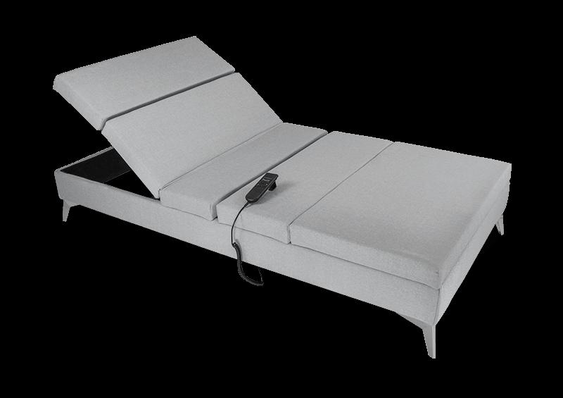 cama sinfony reclinada gomarco
