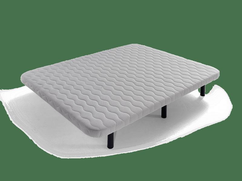 base tapizada gomarco