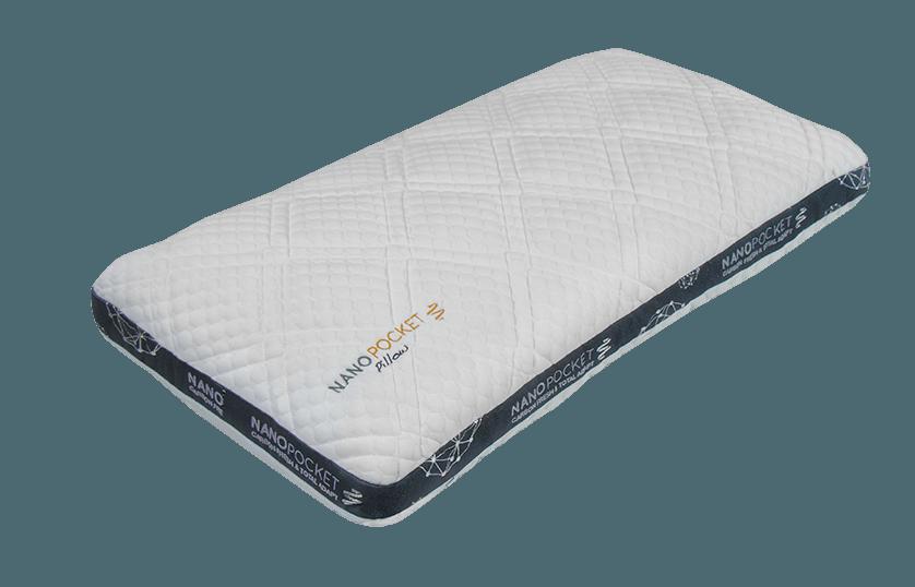 nano pocket almohada